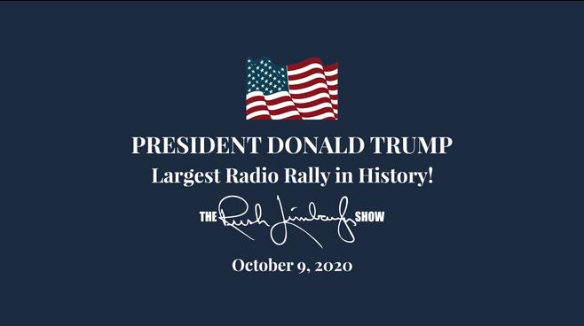 Rush Limbaugh Interviews Donald Trump