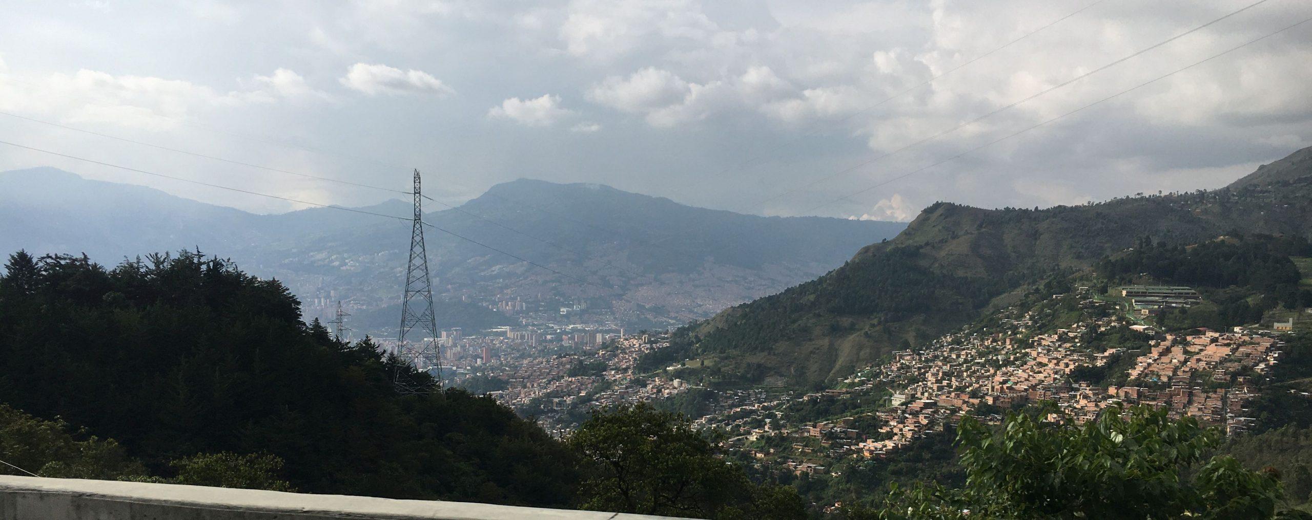 Medellin Day 1