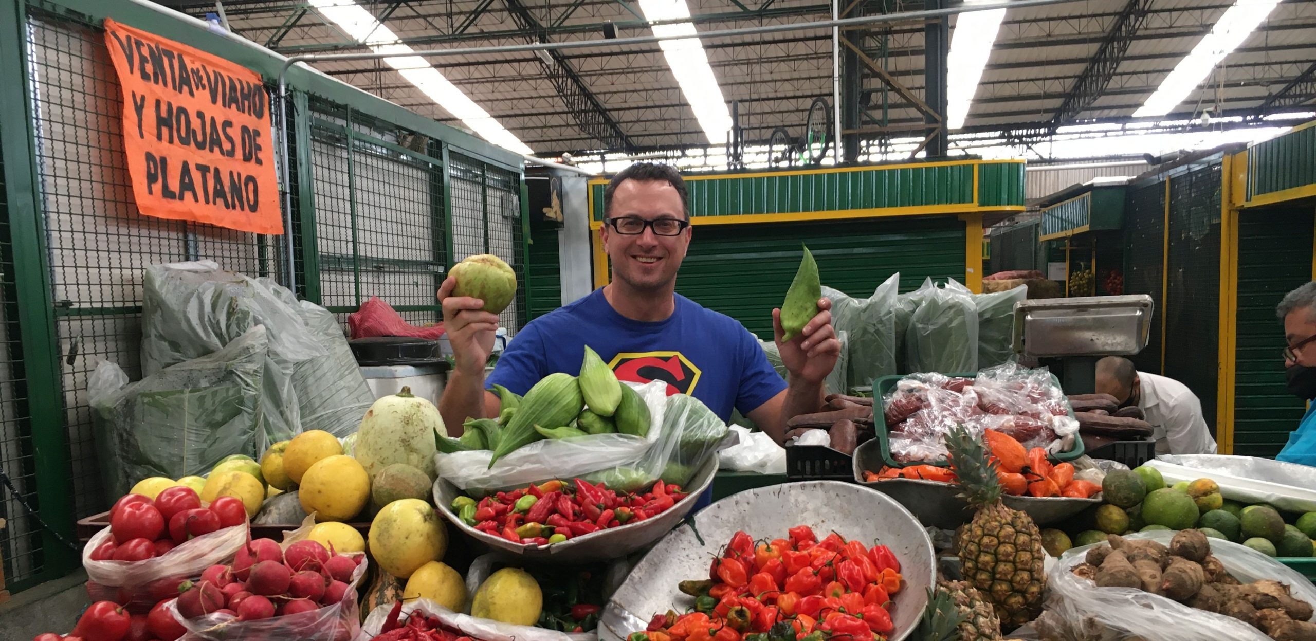 Medellin Fruit Tour