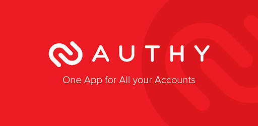 Authy for 2FA